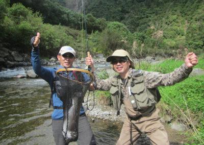 Aoki & Kiyoshi San