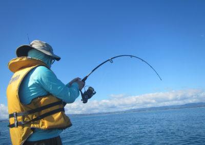 Fish on for Igurashi