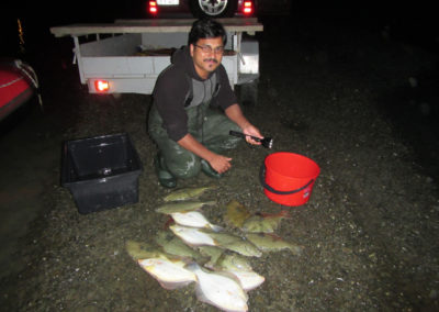 Good catch of Flounder