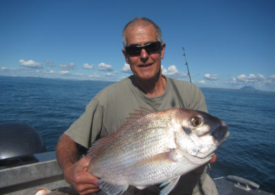 Graham with a Good Snapper