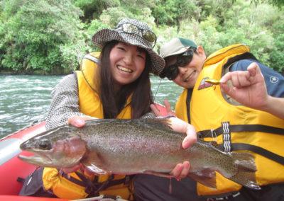 Honeymooners Yaskue & Haruka Ozawa