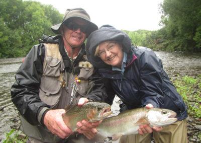 Ken & Cheryle Parrott
