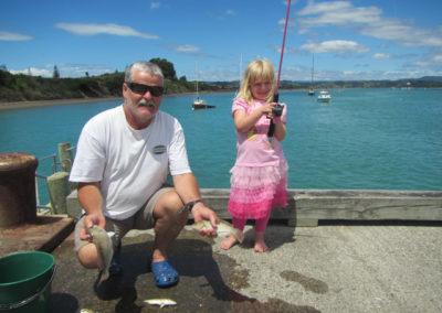 Summer Lilly & Grandad