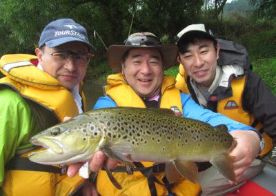 Takatoshi, Hirofumi & Hiroyuki san