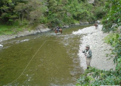 Graham - Horseriding & Fishing