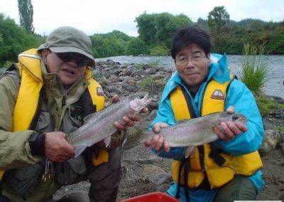 Masayuki Torita & Akira Yoshida