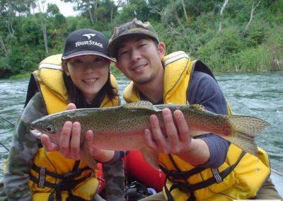 Mr & Mrs Kunimatsu