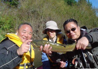Mr Nozo, Mrs Hoshijima & Mr Kurokawa