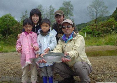 Tatsumi & Ohashi Family