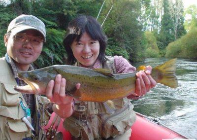 Toshihiko & Yuka Uchimura
